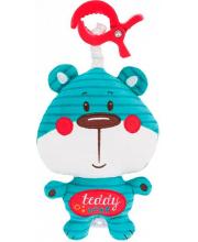 Подвеска мягкая музыкальная игрушка Forest Friends форма: медвежонок Canpol Babies