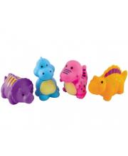 Игрушки для ванны Динозавры 4 штуки Canpol Babies