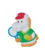 Клипса-держатель для пустышки Animals рисунок Лошадка Canpol Babies
