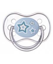 Пустышка круглая Newborn baby силикон Canpol Babies
