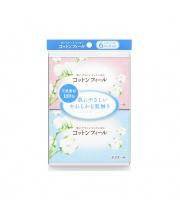 Салфетки бумажные платочки Cotton Feel 160 штук Elleair