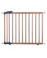 Ворота безопасности Dual Install Extending Wood 69-106 см Safety 1st