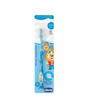 Зубная щетка с присоской Chicco