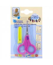 Ножницы безопасные в чехле Canpol Babies