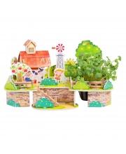 Игровой набор для выращивания Яблоневый сад РОСМЭН