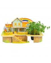 Игровой набор для выращивания Дом с радугой РОСМЭН