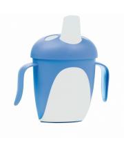 Чашка-непроливайка Penguins 240 мл Canpol Babies