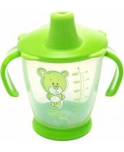 Чашка-непроливайка Медвежонок 180 мл Canpol Babies