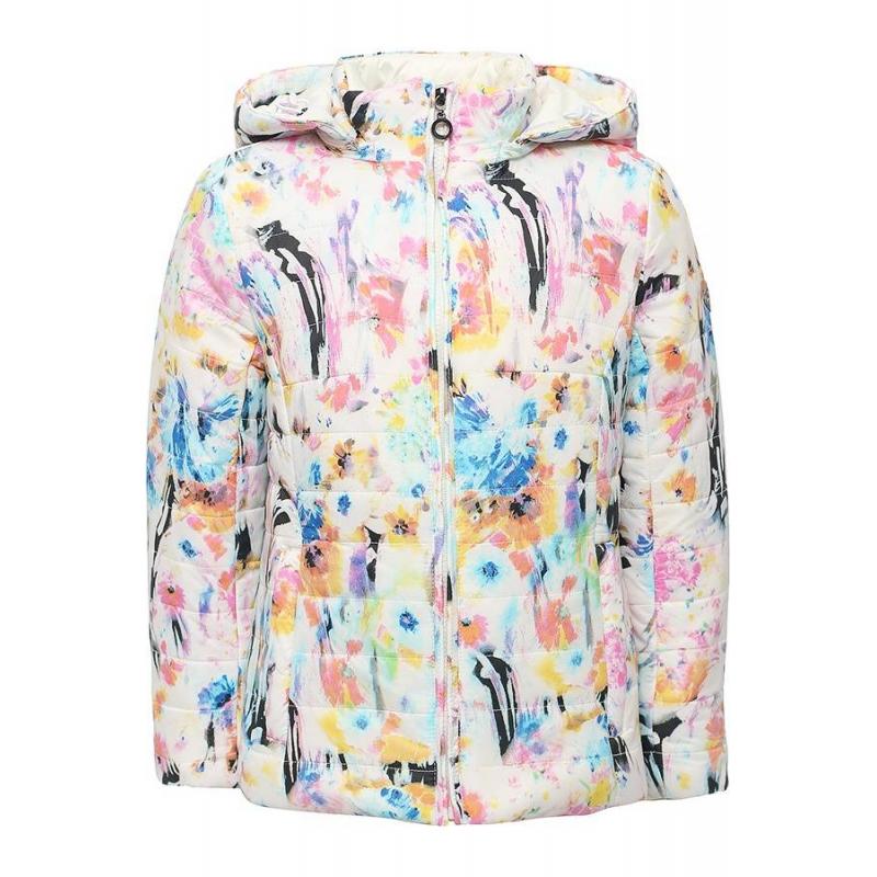 КурткаКуртка белого цвета марки Finn Flare для девочек.<br>Демисезонная куртка декорирована нежным цветочным принтом в розово-голубых тонах, на плече имеется нашивка с логотипом и стразами. Модель дополнена отстегивающимся капюшоном и карманами на молнии.<br><br>Размер: 9 лет<br>Цвет: Белый<br>Рост: 134<br>Пол: Для девочки<br>Артикул: 640369<br>Страна производитель: Вьетнам<br>Сезон: Весна/Лето<br>Состав: 100% Нейлон<br>Состав подкладки: 100% Полиэстер<br>Бренд: Финляндия<br>Вид застежки: Молния<br>Наполнитель: 100% Полиэстер