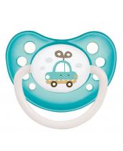 Пустышка анатомическая Toys силикон Canpol Babies