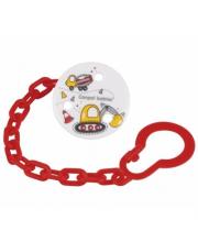 Клипса-держатель для пустышек Machines рисунок машинка Canpol Babies