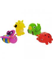 Игрушки для ванны Сад 4 штуки Canpol Babies