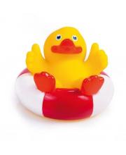 Игрушка для ванны Зверюшки форма: утка Canpol Babies
