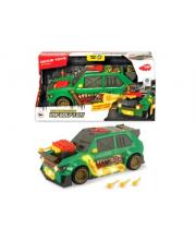 VW Golf 1 GTI Машинка с залповой установкой Dickie Toys