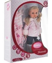 Кукла Ханна 50 см 16 акс Gotz