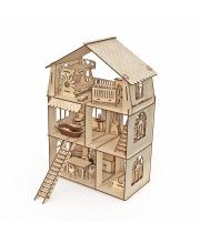 Домик с мебелью Premium Happykon