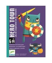 Детская настольная карточная Игра Супергерой Djeco