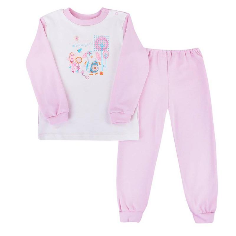 ПижамаПижамарозовогоцвета марки КотМарКот длядевочек.<br>Пижама сшитаиз чистого хлопка и декорирована забавнымрисунком с изображением слона, а также вставками розовогоцвета. Футболка с длинным рукавом дополнена кнопками на плече, а брюки выполнены с эластичной резинкой на поясе иманжетами на штанинах.<br><br>Размер: 5 лет<br>Цвет: Розовый<br>Рост: 110<br>Пол: Для девочки<br>Артикул: 642084<br>Страна производитель: Россия<br>Сезон: Всесезонный<br>Состав: 100% Хлопок<br>Бренд: Россия<br>Вид застежки: Кнопки