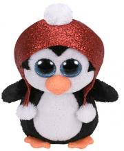 Мягкая игрушка пингвин Гейл 15 см TY