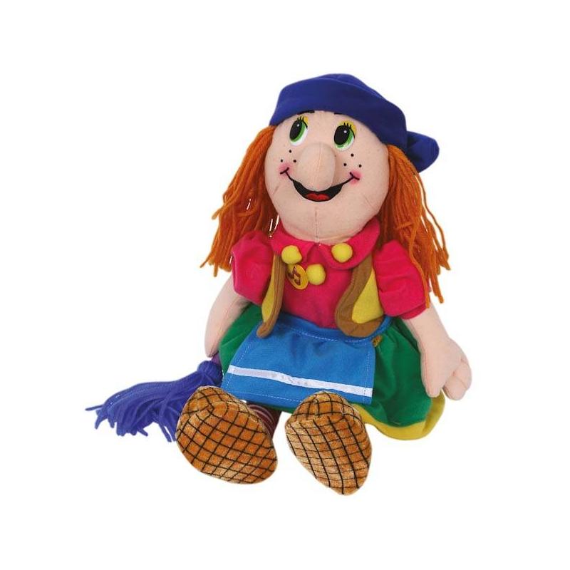 Мягкая игрушка Бабка-Ёжка от Nils