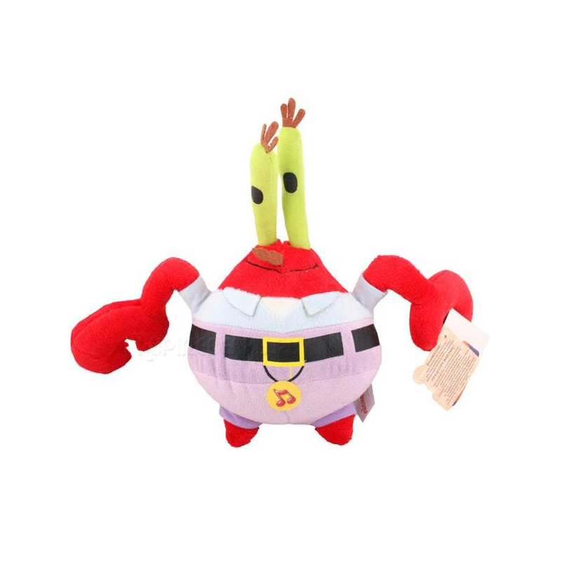 Мульти-Пульти Мягкая игрушка Мистер Крабс