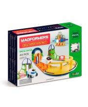 Магнитный конструктор Sky Track Play Set MAGFORMERS