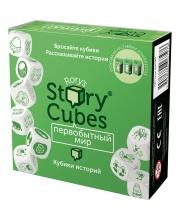 Настольная игра кубики историй Первобытный мир Rorys Story Cubes