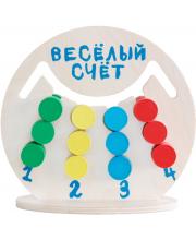 Логическая игра Веселый счет Краснокамская игрушка