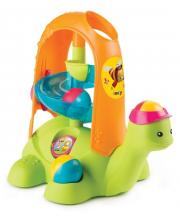 Развивающая игрушка Черепашка с шариками Smoby