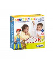 Развивающая игра Ловкие строители Beleduc