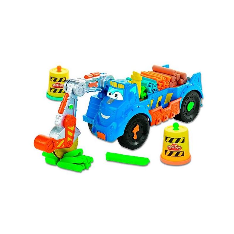 Play-Doh Набор пластилина Весёлая Пила  стройматериалы