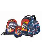Рюкзак супер легкий X Helmet 3 в 1 Target
