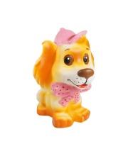 Игрушка из ПВХ Собачка Каштанка 15 см КУДЕСНИКИ