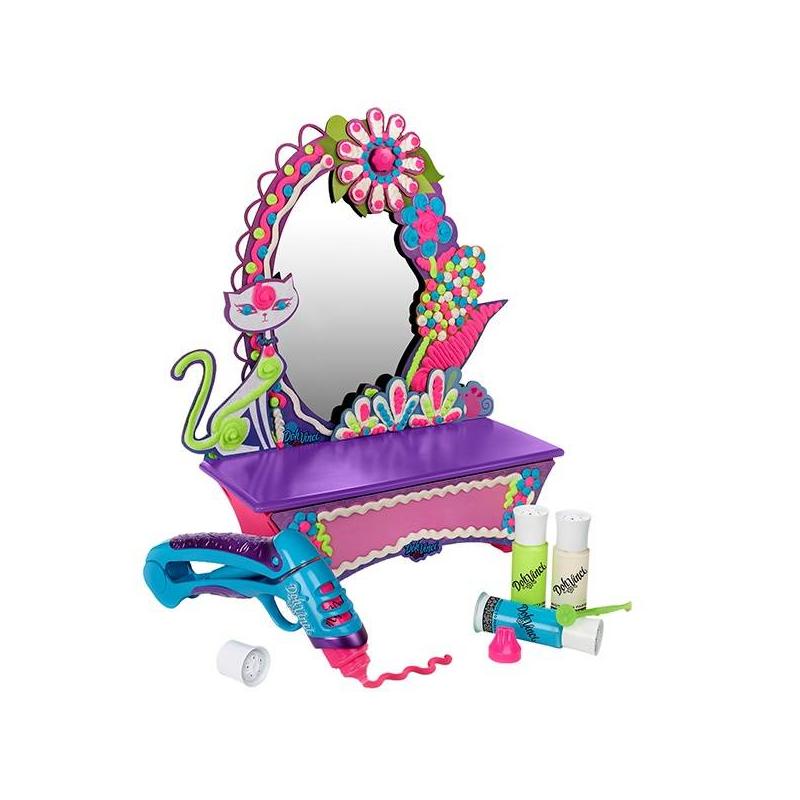 Play-Doh Набор для творчества Туалетный столик hasbro play doh игровой набор из 3 цветов цвета в ассортименте с 2 лет