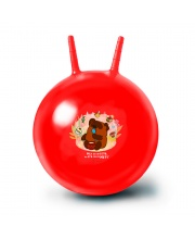 Мяч-попрыгун 50 см Винни Пух Союзмультфильм ЯиГрушка