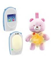 Подарочный набор First Dreams радионяня и мишка Chicco