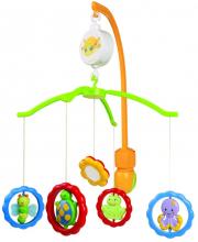 Мобиль Животные с зеркалами Canpol Babies