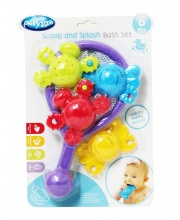 Игровой набор для ванны Поймай меня Playgro