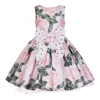 Девочки, Платье Stilnyashka (розовый)363531, фото