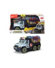 Инкасаторский грузовик со съемным сейфом 30 см Dickie Toys