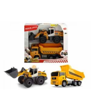 Набор Construction Twin Pack 30 см Dickie Toys