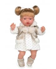 Кукла с мягким телом 28 см Arias