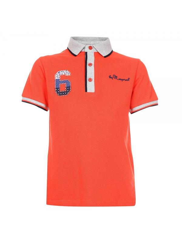 Рубашка-поло MAYORAL (коралловый)