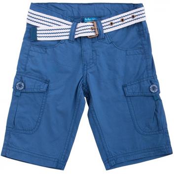 Мальчики, Шорты Button Blue (синий), фото