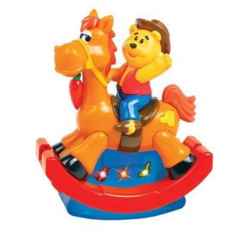Игрушка Моя первая лошадка-качалка