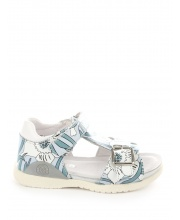 Туфли открытые ZEBRA