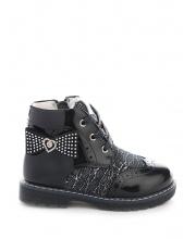 Ботинки утепленные ZEBRA