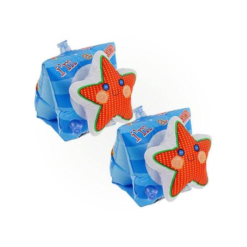 Intex Нарукавники надувные Звездочка