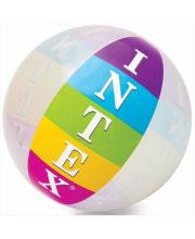 Игрушка Надувной мяч Intex