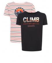 Комплект футболок 2 шт